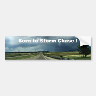 Storm on the Horizon Bumper Sticker