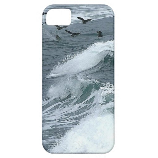 Storm on the Water iPhone 5 Cases
