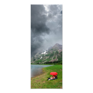 Storm Over Maroon Lake / Peak Colorado Photo
