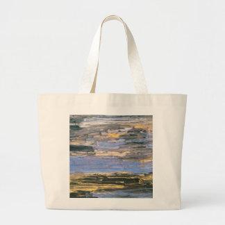 Storm over the Plain, 1930 Jumbo Tote Bag