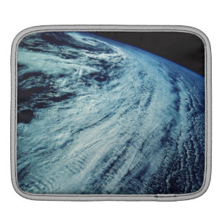 Storm Patterns on Earth iPad Sleeve