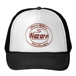 Storm Riders Nazaré Surf Designs CAP