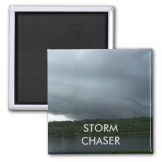 Storm Square Magnet