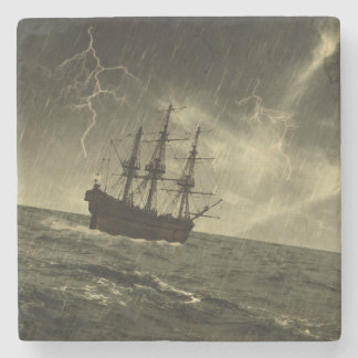 Storm Stone Coaster