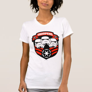 Storm Troopers Badge B T Shirts