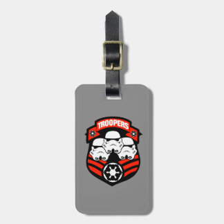 Storm Troopers Badge B Travel Bag Tags