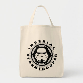 Storm Troopers Icon A Grocery Tote Bag