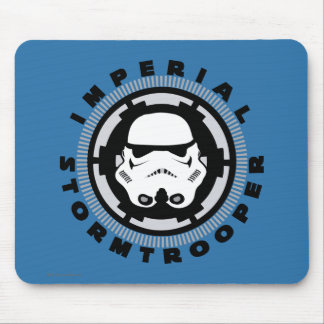 Storm Troopers Icon A Mouse Pad