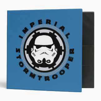Storm Troopers Icon A Vinyl Binder