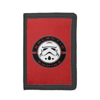 Storm Troopers Icon B Trifold Wallets