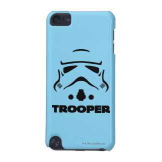 Storm Troopers Line Art iPod Touch (5th Generation) Case