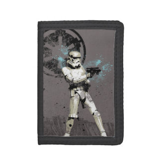 Storm Troopers Retro Trifold Wallet