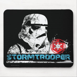 Storm Troopers Vintage Mouse Pad