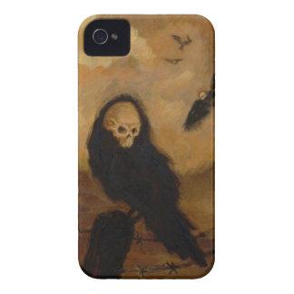 Stormcrow Blackberry iPhone 4 Covers
