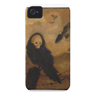 Stormcrow Blackberry iPhone 4 Cover