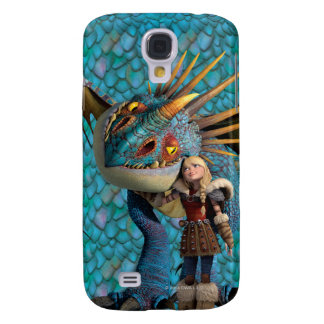 Stormfly And Astrid Galaxy S4 Case