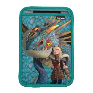 Stormfly And Astrid iPad Mini Sleeve