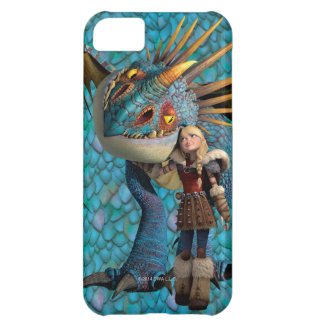 Stormfly And Astrid iPhone 5C Case