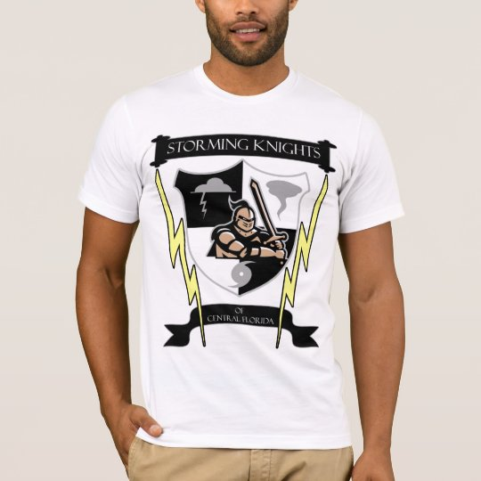 Storming Knights of Central Florida T-Shirt