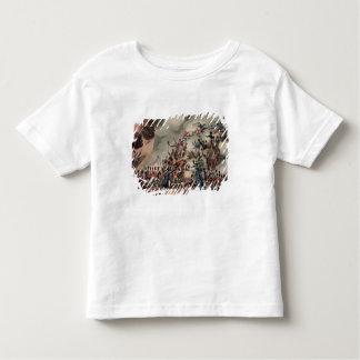 Storming of St. Sebastian, engraved by Thomas Toddler T-Shirt