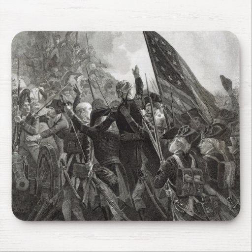 Storming of Stony Point, July 1779 Mouse Pads