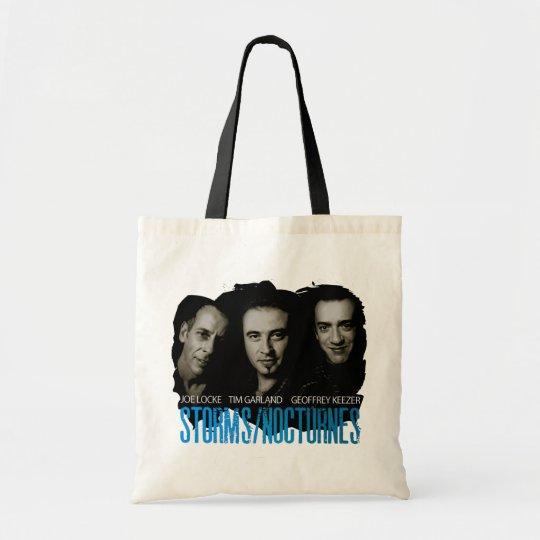 Storms/Nocturnes canvas bag