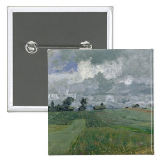 Stormy Day, 1897 15 Cm Square Badge