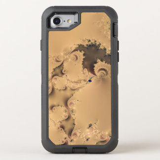 Stormy Fractal OtterBox Defender iPhone 8/7 Case