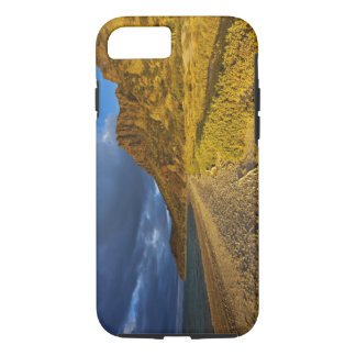 Stormy light on Isla Carmen in the Gulf of iPhone 8/7 Case