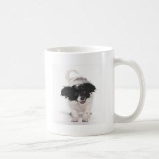 STORMY PUPPY COFFEE MUG
