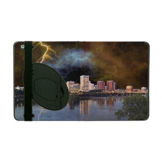 Stormy Richmond Skyline iPad Cases