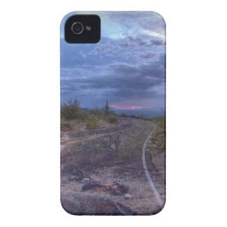 Stormy Road iPhone 4 Case-Mate Cases