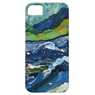 Stormy Sea Case For The iPhone 5