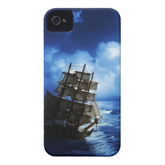 Stormy Sea iPhone 4 Case