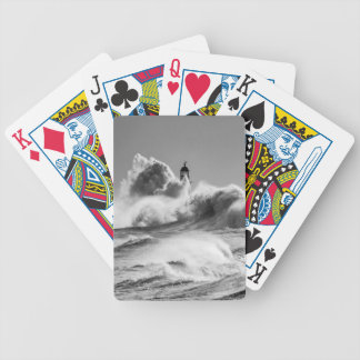 Stormy Seas at Seaham Playing Cards