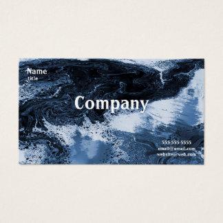 Stormy Seas Business Cards