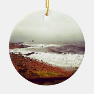 Stormy Seas Christmas Ornament