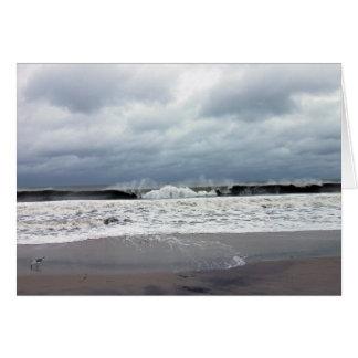Stormy Seas of the Atlantic Ocean Cards