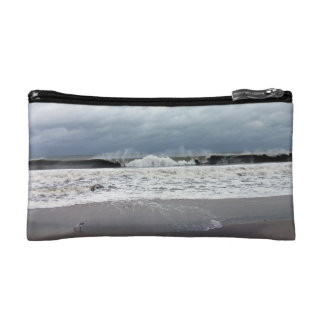 Stormy Seas of the Atlantic Ocean Cosmetic Bag