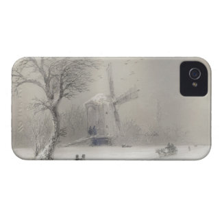 Stormy Seas off a Rocky Coast  Ivan Aivazovsky sea Case-Mate iPhone 4 Cases
