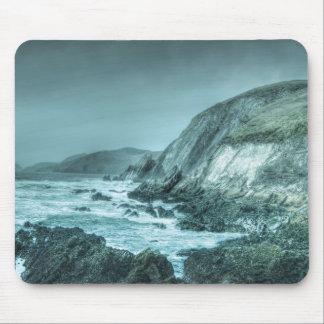 Stormy Shore Mousepad