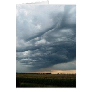 Stormy Skies Card