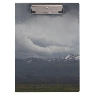 Stormy Sky Clipboard