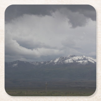 Stormy Sky Drink Coaster