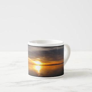 Stormy Sunset Espresso Mug