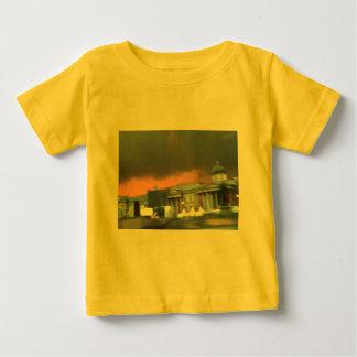 Stormy Sunset - Trafalgar Square Baby T-Shirt