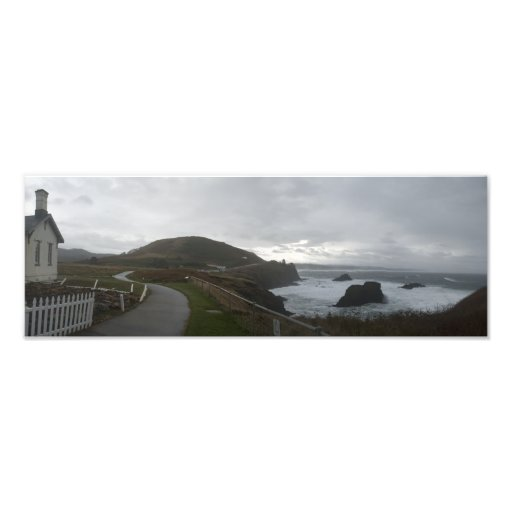 Stormy Views Photo Print