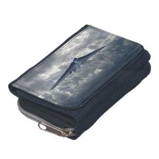 Stormy Vulcan Wallets