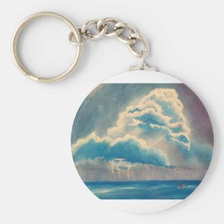 Stormy Weather Keychains