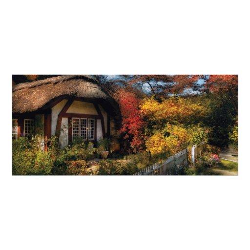 Story Book - Grannies Cottage Custom Rack Cards